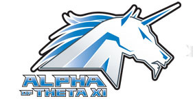 Alumni of the Alpha Chapter of Theta Xi Logo